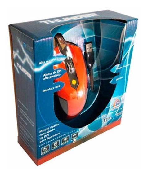 Mouse Gammer Maxxtro Thunder Jm - 1201/or