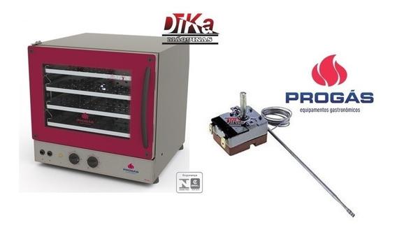 Termostato Regulador Bivolt Forno Progás Turbo Fast Oven