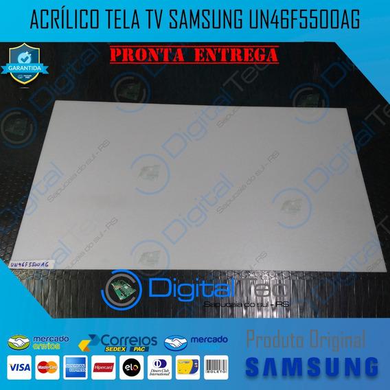 Acrílico Interno Tv Samsung Un46f5500ag (não Envio)