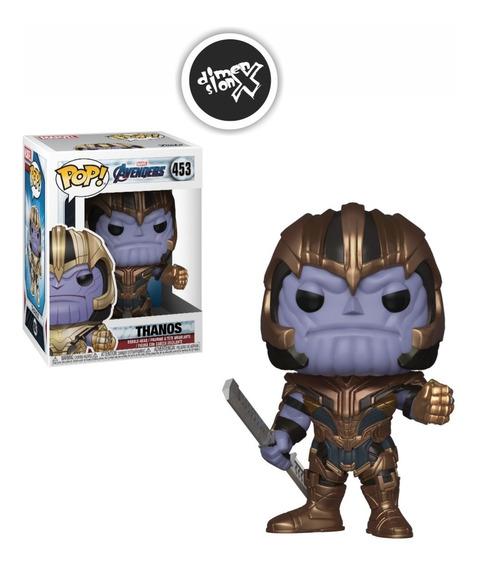 Funko Pop Thanos De Avengers Endgame Marvel