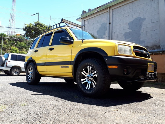 Chevrolet Tracker 2002 4x4 Manual Motor J20 Excelent Estado