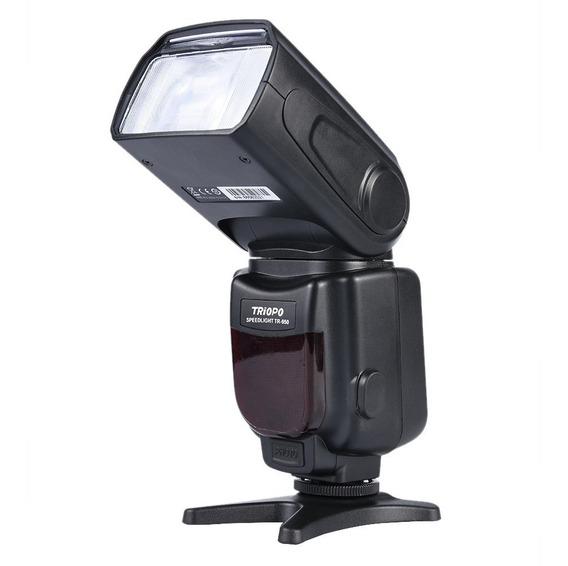 Flash Triopo Universal Tr-950 P/ Nikon, Canon, Fujifilm, Etc