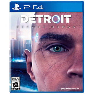 Detroit: Become Human Ps4 - Juego Fisico - Prophone