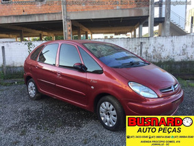 Sucata Para Retirada De Peças Citroen Xsara Picasso 2006