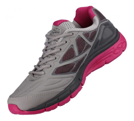 Tenis Olympikus Create Ref. 894 Cz/pink