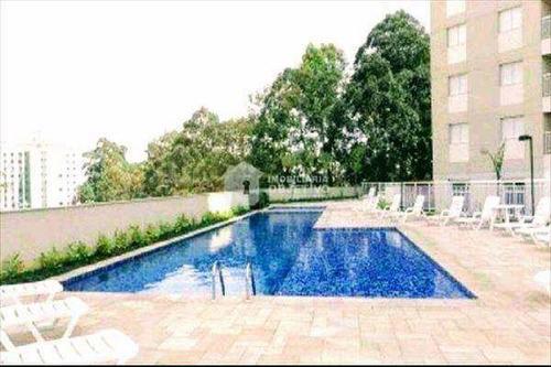 Apartamento Em Taboão Da Serra Bairro Jardim Maria Rosa - V2794