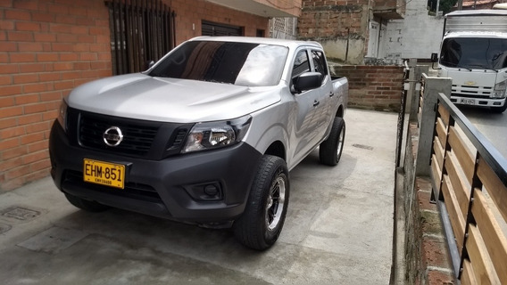Nissan Frontier 4x2 Gasolina