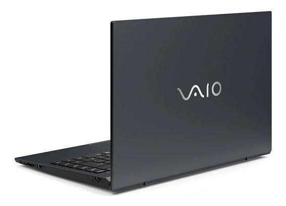 Notebook Vaio I7 10510u 8gb Ram Ssd 256gb 15,6 Win10 +nfe