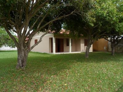 Casa Com 2 Terrenos E Mobiliada, Centro, Imbé. - Codigo: Ca0537 - Ca0537