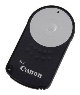 Control Remoto Infrarrojo Canon Rc-6 T3i T4i T5i T6i 60d 70d