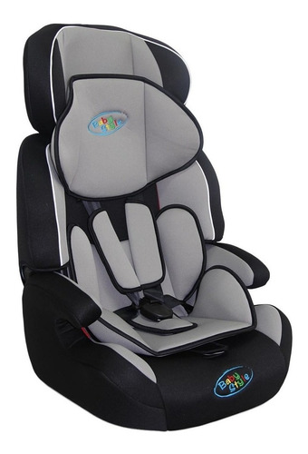 Cadeira para carro Baby Style  9-36 Cometa Preto/Cinza