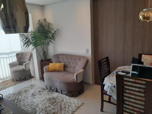 Apartamento Com 2 Dormitórios À Venda, 52 M² - Centro - São Bernardo Do Campo/sp - Ap65409