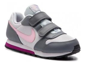 Tenis Nike Md Runner 2 (psv) Niñas Comodos Training Original