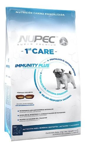 Imagen 1 de 3 de Croqueta First Care 8 Kg Nupec + Regalo Y Envio Gratis