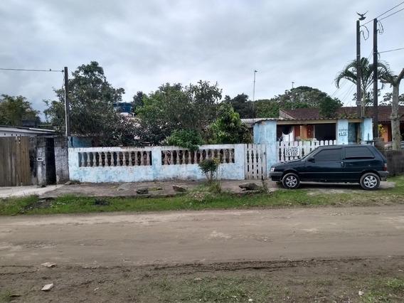 Casa Em Itanhaém R$ 115 Mil Com Edicula