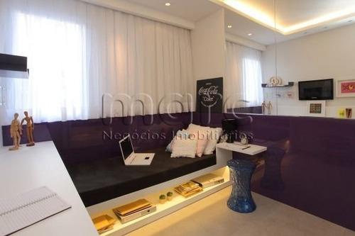 Imagem 1 de 6 de Apartamento - Saude - Ref: 127804 - V-127804