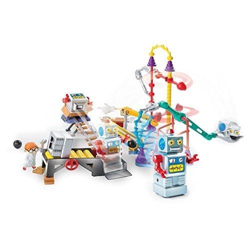 Rube Goldberg - The Robot Factory Challenge - Interactive S.