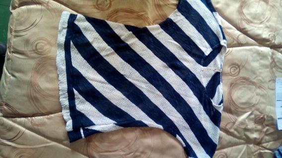 Blusa Para Dama Talla M Hilo