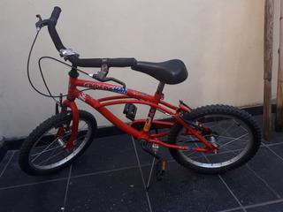 Bicicleta Playera R. 16