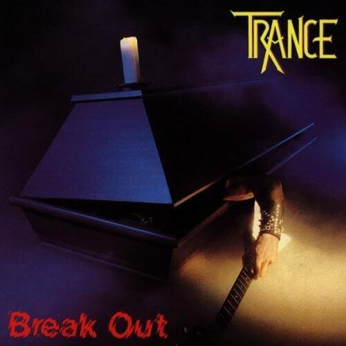 Cd Trance - Break Out - Novo!!