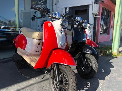 Moto Electrica Scotter Motor Bosh 2000 W