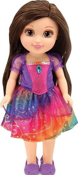 Boneca Funville Sparkle Girlz - Fala - Princesa Tati - Dtc