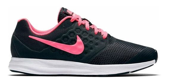 Tenis Nike Downshifter 7 Mujer Gym Correr Running Gimnasio