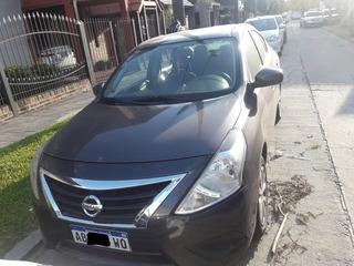 Nissan Versa Sense M/t Gnc