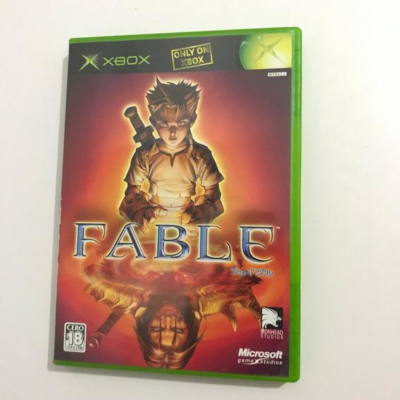 Fable - Original Jp Completo