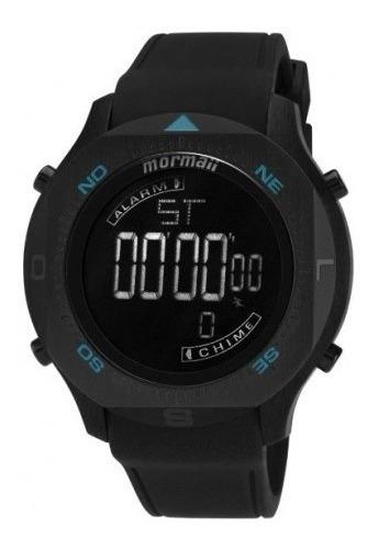Relógio Mormaii Masculino Original C/nf Acqua Pro Mo11273/8p