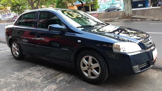 Chevrolet Gm Astra Elegance 2.0 Azul 2005