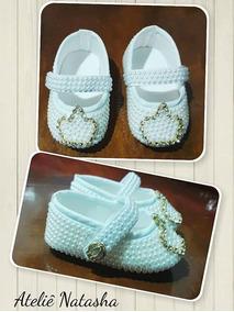 Sapatinhos De Bebês Customizados