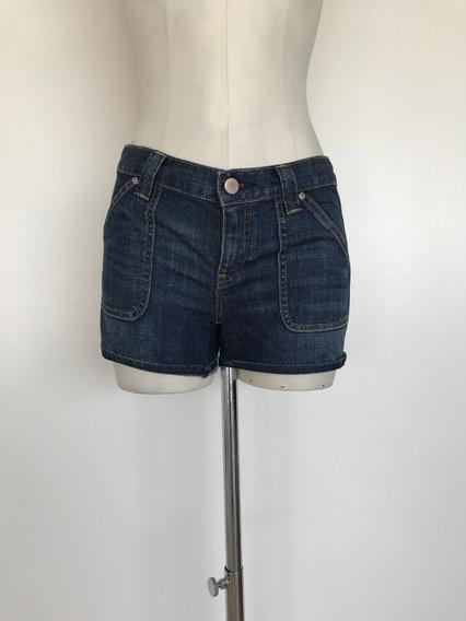 Short Jean Gap - Talle 25 / 0 Americano - Nuevo