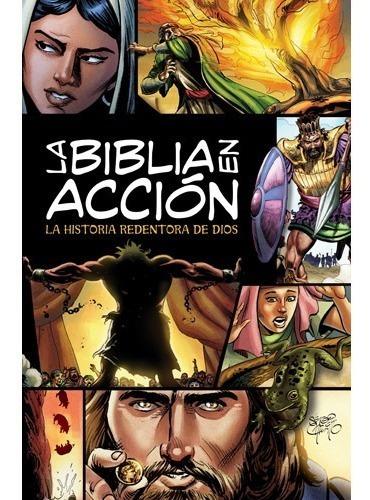 La Biblia En Acción Ilustrada Comic