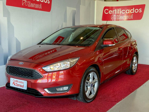 Ford Focus Focus 1.6 S/se/se Plus Flex 8v/16v 5p