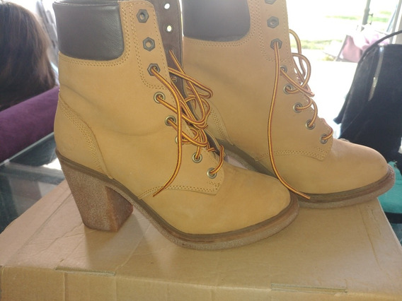 Yellow Boot Timberland Women Us 7.5