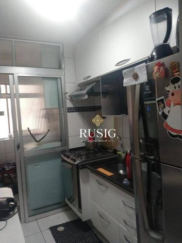 Apartamento Com 3 Dormitórios À Venda, 60 M² - Jardim Santa Terezinha (zona Leste) - São Paulo/sp - Ap1425