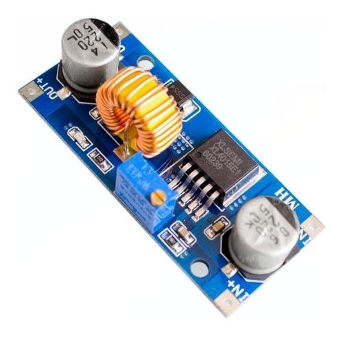 Regulador Voltaje Xl4015 Reductor Step Down 1.25-36v A 4-38v