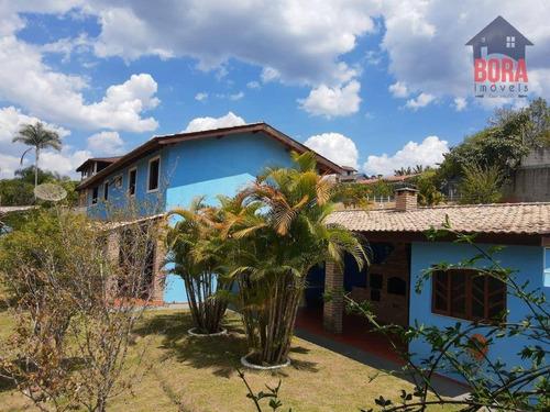Imagem 1 de 30 de Casa Com 4 Dormitórios À Venda, 267 M² Por R$ 1.000.000,00 - Lago Do Imperador - Mairiporã/sp - Ca0477