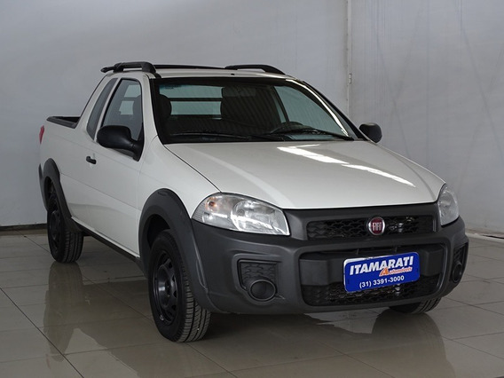 Fiat Strada Hard Working Ce 1.4 8v (9843)