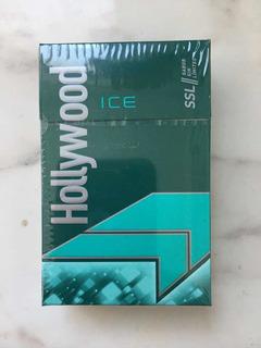 Cigarrillos Cubanos Hollywood Ice ( 10 Cajetillas )