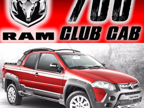 Pickup Ram 700cc Touchscreen Adventure Abs 4cil Muelles Rhc