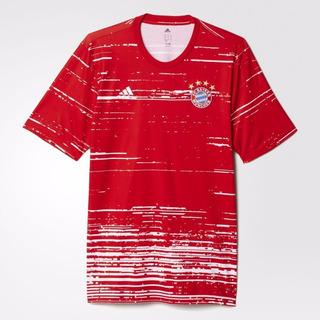 Camisa Fc Bayern De Munique Pré-jogo 1 - adidas
