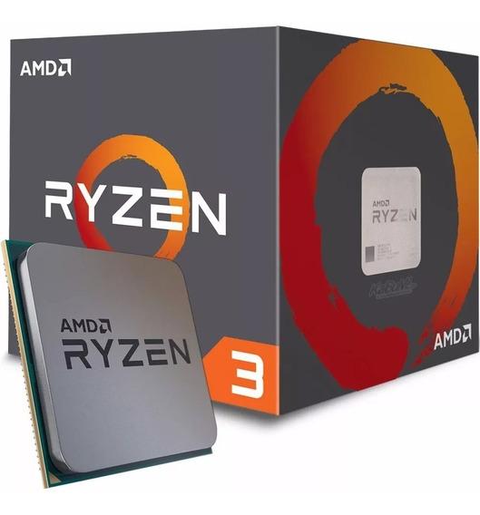 Proc Amd Ryzen 3 2200g 3.50ghz 6mb Am4 Com Radeon Vega8