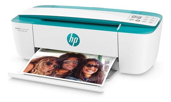 Multifuncional Hp Deskjet Ink Advantage 3786 Verde Bivolt - 4sc30a-ak4