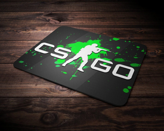 Mouse Pad Gammer - Cs Go