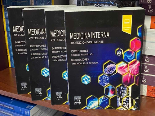 Medicina Interna De Farreras 19va Edición