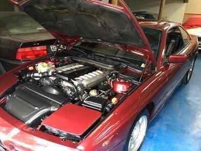 Bmw 850ci Coupe V12 !!! Otimo Investimento