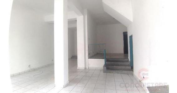 Salão Comercial Para Locação Em São Paulo, Bom Retiro, 2 Banheiros - Scfe0336_2-983146