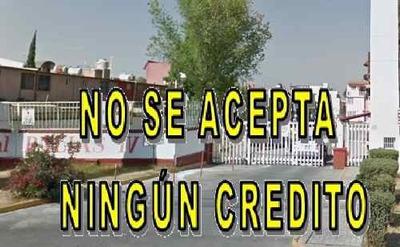 Remate Bancario En Villa.flores Coacalco Id 9071